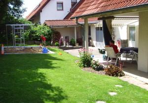 Garten und Haus Tagesmutter Dagmar Groß